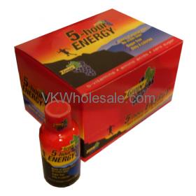 5 Hour Energy Grape Box