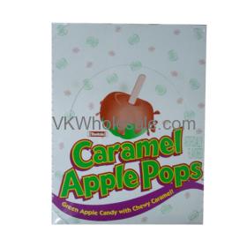 Wholesale Tootsie Caramel Apple Pops