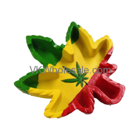 Jamaican Leaf Ashtray Wholesale