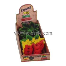 Jamaican Leaf Ashtray Wholesale