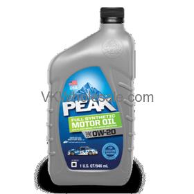 Peak Full Synthetic Motor Oil