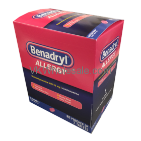 Benadryl Allergy Pills Wholesale