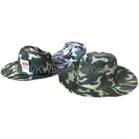 Camouflage Cowboy Hats Wholesale