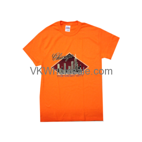 Printed Chicago T-Shirts Wholesale