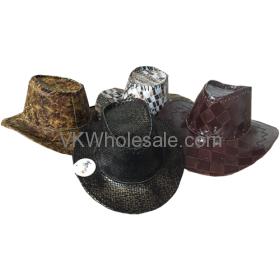Leather Cowboy Hats Wholesale 7ca33e41938a