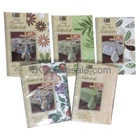 "Tablecloth Oblong 52"" x 70"" Wholesale"
