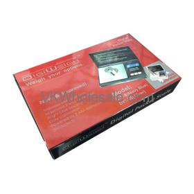 600 x 0.1g Digital Pocket Scale Wholesale