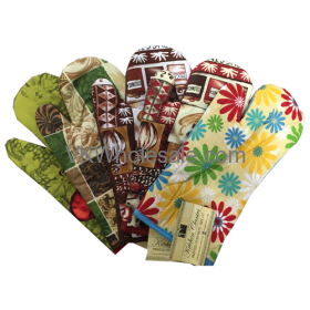 Printed Oven Mitt Wholesale
