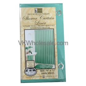 Shower Curtain Liner Jade Wholesale