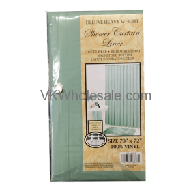 Shower Curtain Liner Sage Wholesale