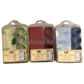 Shower Curtain & Rings Set Wholesale