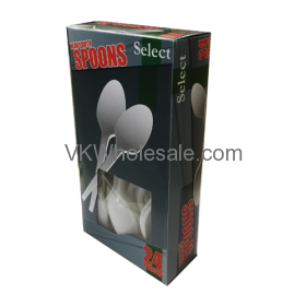 Plastic Spoons Heavy Duty Wholesale