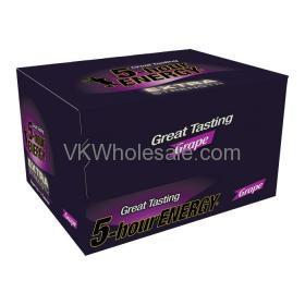 Wholesale Extra Strength Grape 5-Hour Energy