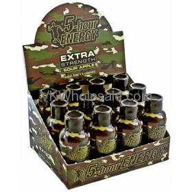 Wholesale Extra Strength Sour Apple 5-Hour Energy