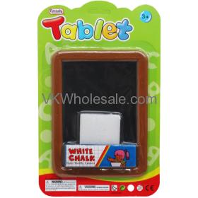 """5.75"""" x 4"""" BLACKBOARD PLAY SET IN BLISTER CARD Wholesale"""