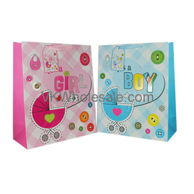 Gift Bags Baby Large Wholesale