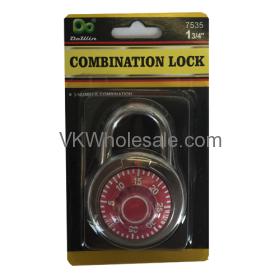 Combination Lock Wholesale