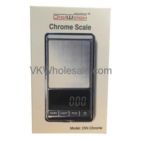 DigiWeigh Chrome Digital Scale Wholesale