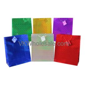 Gift Bags Hologram Jumbo Wholesale