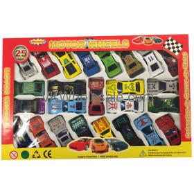 Motor Wheels Car Set Wholesale