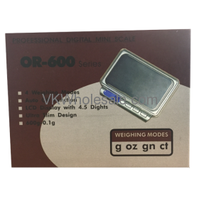 OR-600 Digital Pocket Scale Wholesale