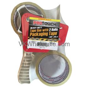 Heavy Duty Tape Gun with 2 Rolls Packaging Tape Wholesale