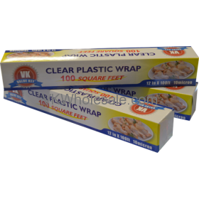 Clear Plastic Wrap Wholesale