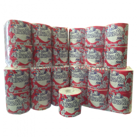 Toilet Tissue Paper Rolls Wholesale