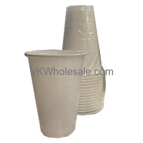 White Plastic Party Cups Wholesale