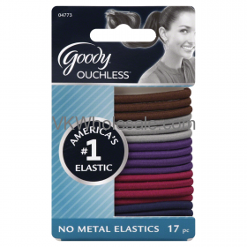 Goody Ouchless 4MM Braided Elastics Wholesale