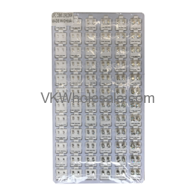 Cubic Zirconia Stud Earrings Silver Round & Square Mix Jewelry Refill Tray Wholesale