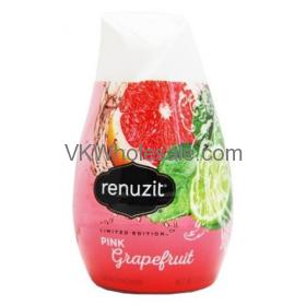 Renuzit Gel Air Freshener Grapefruit 7.0 oz Wholesale