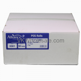 "Thermal POS Rolls 3 1/8"" x 230' Wholesale"