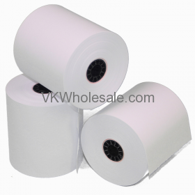 "Bright White Bond POS Rolls 2 1/4"" x 150' Wholesale"