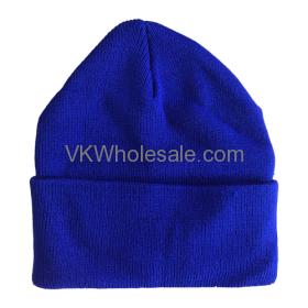 Blue Winter Hat Wholesale