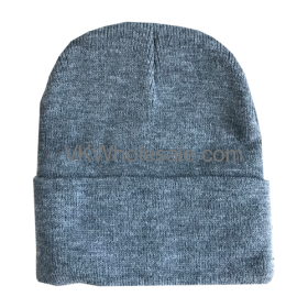 Gray Winter Hat Wholesale