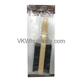 Hard & Soft Club Brush Wholesale