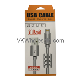 iPhone 5, iPhone 6, iPhone 7 USB Cable Wholesale