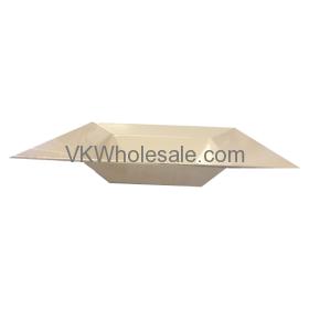 12oz Elegant Square Plastic Bowls Wholesale
