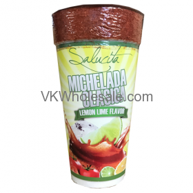 Salucita Michelada Lemon Lime Flavor Wholesale