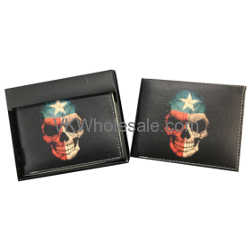 Skull Wallet Wholesale