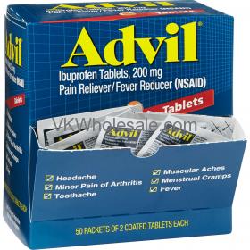 Advil Ibuprofen Tablets Wholesale