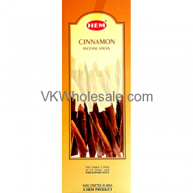 Cinnamon Hem Incense Wholesale