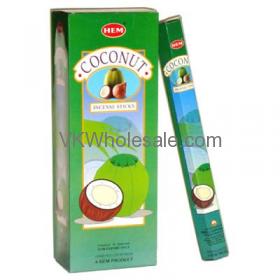 Coconut Hem Incense Wholesale