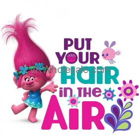 Goody Trolls Poppy Girl Hair Accessories
