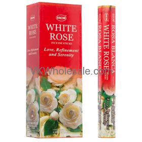 White Rose Hem Incense Wholesale