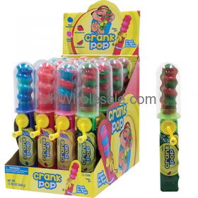 Crank Pop Koko's Toy Candy Wholesale