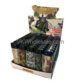 Winlite Lighters Wholesale - Camouflage