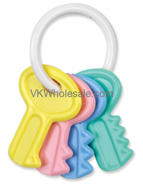 Baby Rattle Keys Toy Wholesale