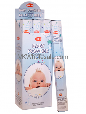 Baby Powder Hem Incense Wholesale